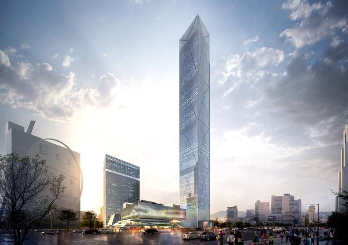 현대차그룹, '새로운 100년의 상징' GBC 개발계획·디자인 공개 ...